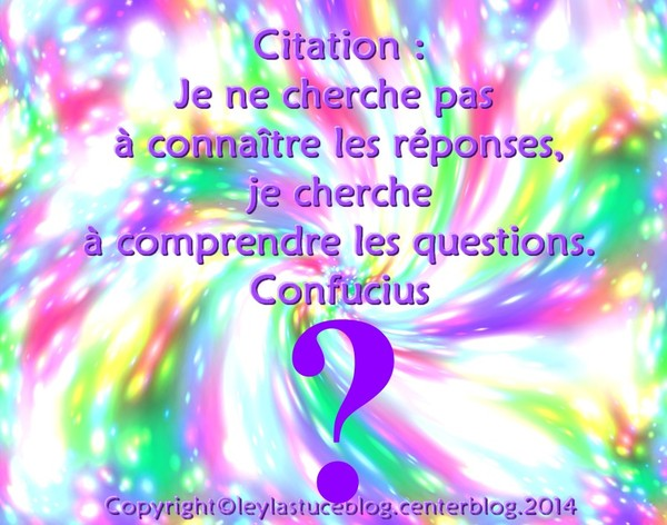 DE BELLES CITATIONS